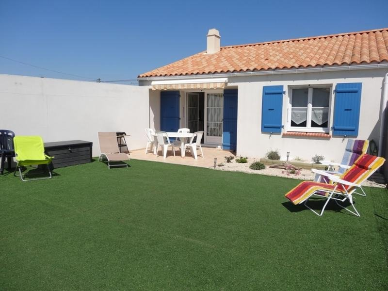 Maisonnette proche du centre bourg, holiday rental in Saint-Michel-en-l'Herm