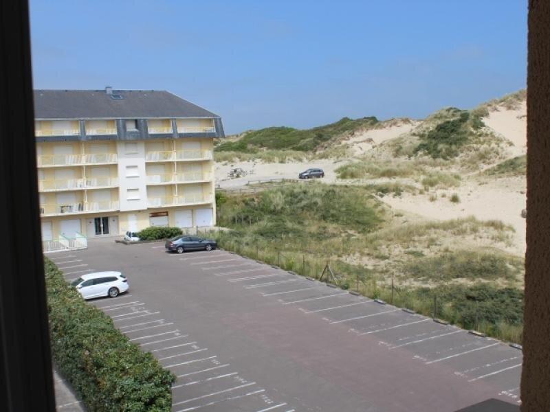 Appartement proche mer avec vue sur les dunes ..., alquiler de vacaciones en Fort-Mahon-Plage