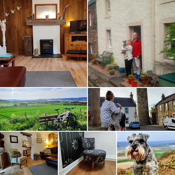 Visit our cosy cottage in stunning Perthshire, holiday rental in Falkland