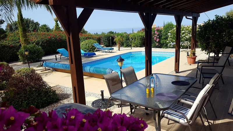 Brindisi Villa, Secret Valley, alquiler vacacional en Kouklia