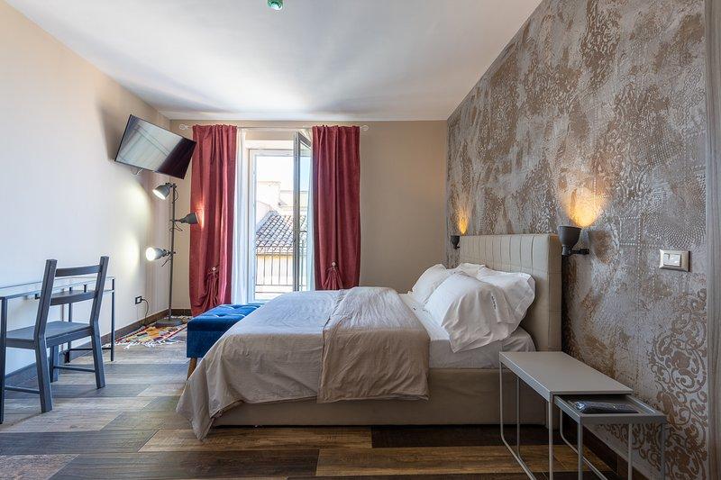 BnB Sant'Alfonso room HERMES, vacation rental in Raffadali