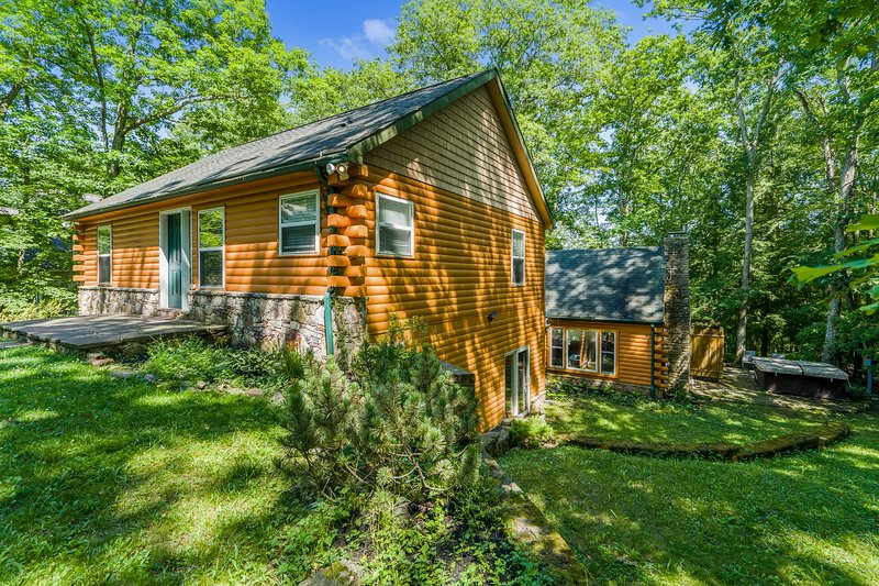 Bear Creek Lodge, holiday rental in Swanton