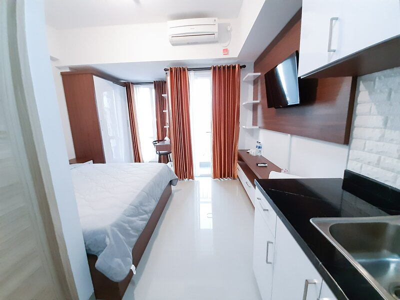 Apartment Room With Volcano View Near Ugm, holiday rental in Kaliurang