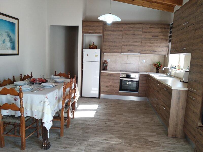 Villa Asterousia, location de vacances à Charakas