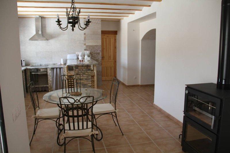 CUEVAS AL ANDALUS - Alegria, holiday rental in Huescar