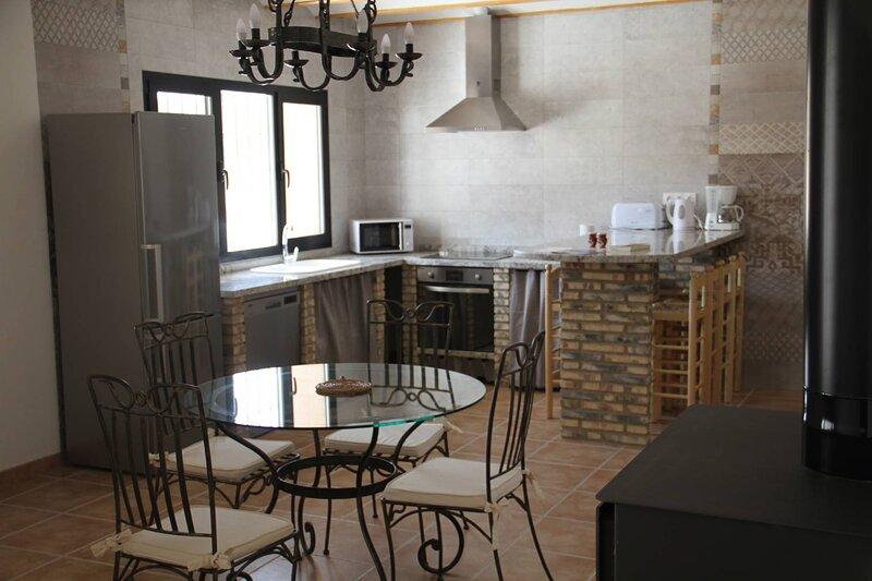 CUEVAS AL ANDALUS - Alegria, vacation rental in El Sabinar