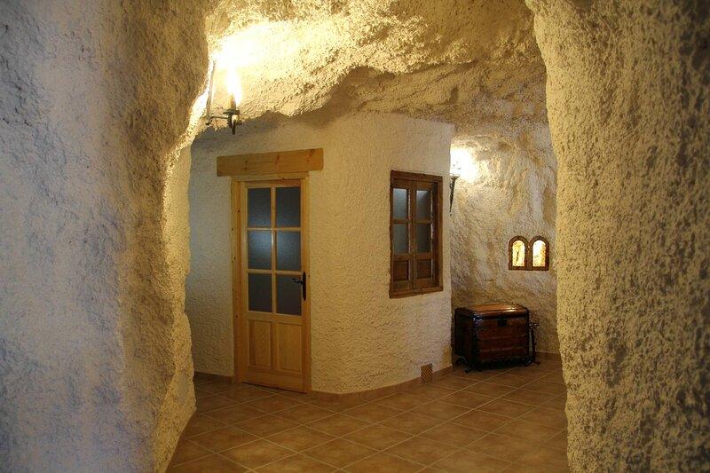 CUEVAS AL ANDALUS - Solea, vacation rental in El Sabinar