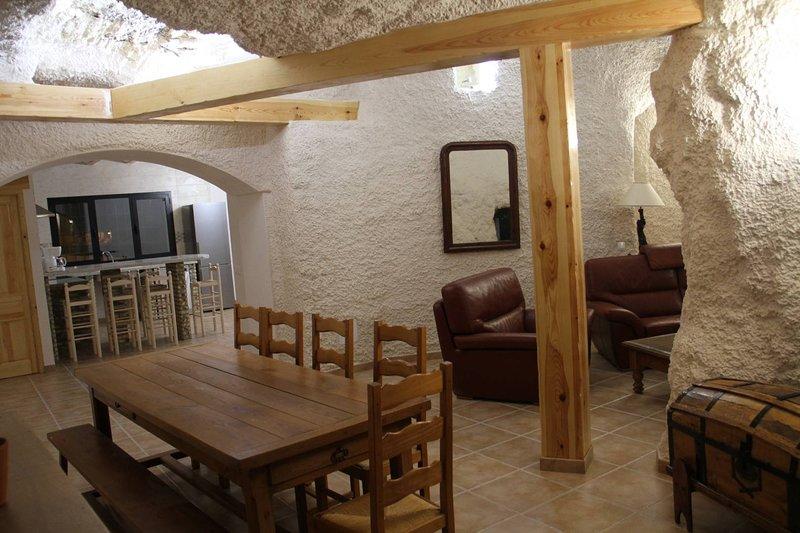CUEVAS AL ANDALUS - Granaina, vacation rental in El Sabinar