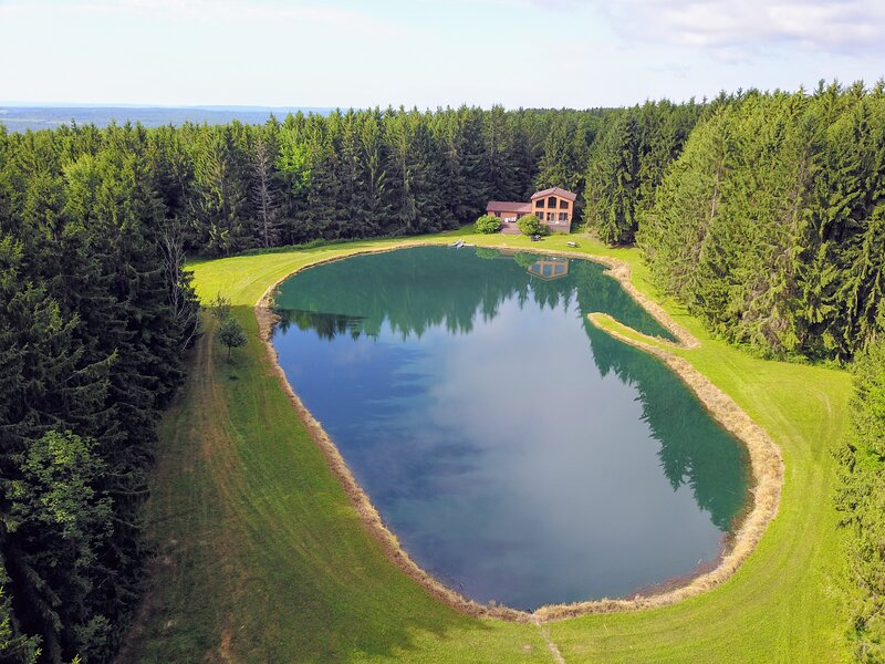 Evergreen Vista - Serene Country Estate in the Finger Lakes, location de vacances à Naples