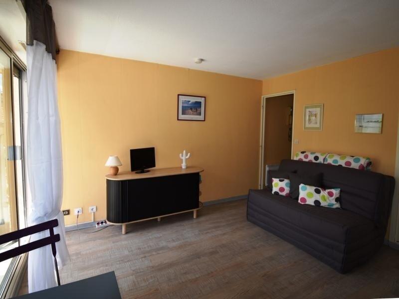 Studio avec balcon, coeur de ville, au calme, vacation rental in Arcachon