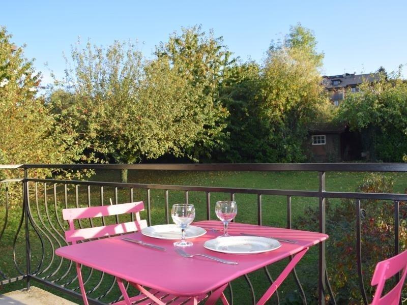 Appartement 3 pièces sur les Hauts d'Evian, holiday rental in Evian-les-Bains