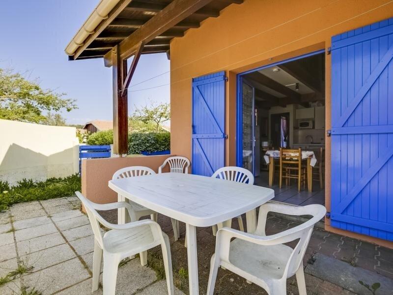 Biscarrosse plage maison mitoyenne 5 personnes à 350m de la plage, location de vacances à Landes