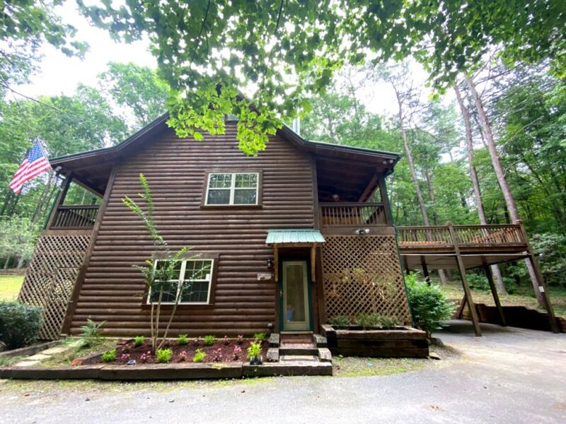 Lazy Springs Cabin, vacation rental in Young Harris