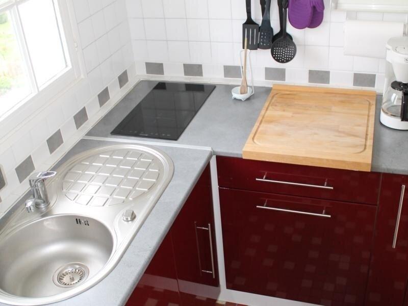 Appartement à 150m des Thermes Saint Roch à LA ROCHE POSAY, location de vacances à La Roche-Posay