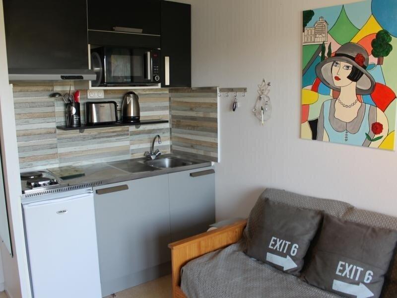 Appartement à 150m des Thermes du Connétable à LA ROCHE POSAY, location de vacances à La Roche-Posay