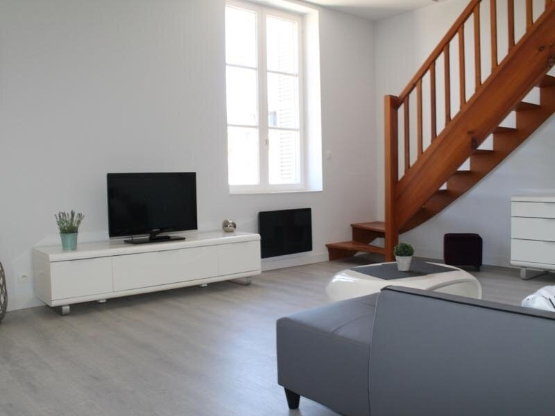 Appartement en Face des Thermes du Saint Roch, vacation rental in Yzeures-sur-Creuse