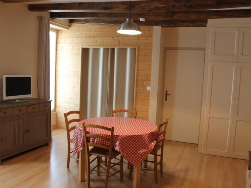 Appartement à 70m des Thermes du Saint Roch, location de vacances à La Roche-Posay