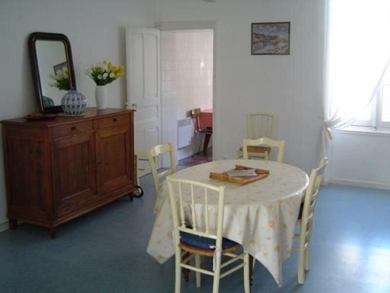 RUE ABBE MARCEAU MAISON T3 PROCHE PLAGE, location de vacances à Les Sables d'Olonne