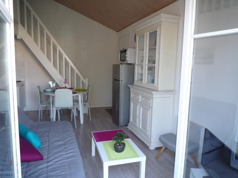 RUE PONTREAU - T2 MEZZANINE - BALCON, vacation rental in Chateau-d'Olonne