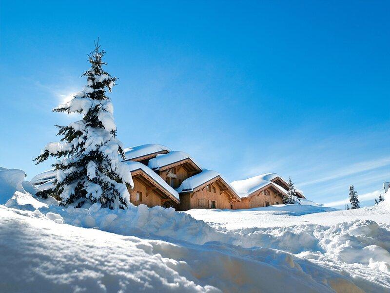 CGHRés&Spa Hameau du Beaufortain(HLC105), holiday rental in Hauteluce