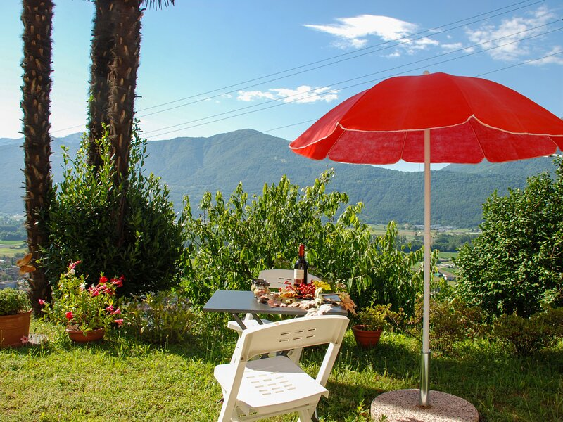 Agarone, holiday rental in Cugnasco