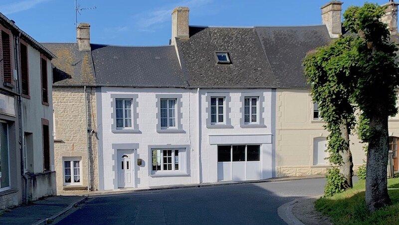 GITE LA MAISON DE FORREST/  FORREST GUEST HOUSE, holiday rental in Saint-Come-du-Mont