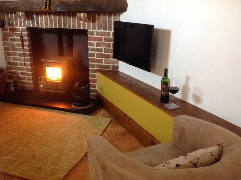 The Hayloft at Crookelty, holiday rental in Keswick