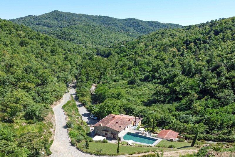 """Villa da sogno in Toscana – """"La Ferriera"""", vacation rental in Talla"""