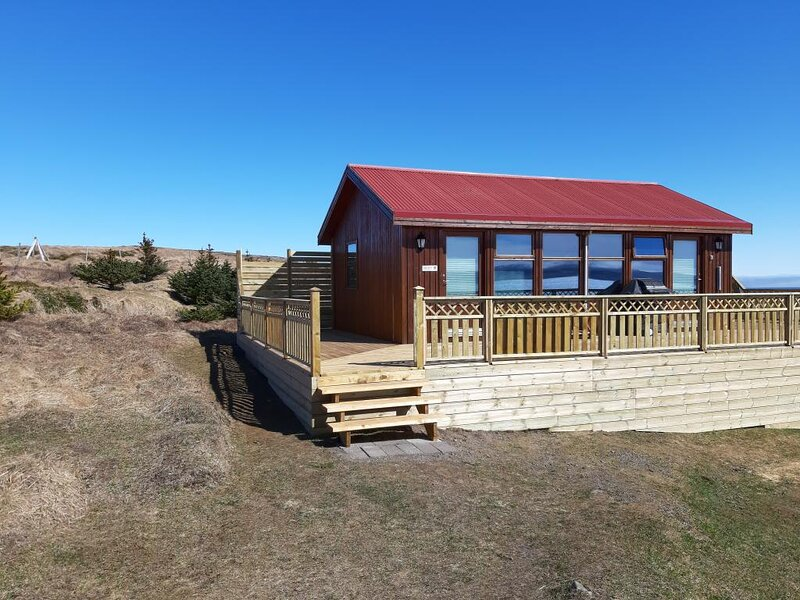 Bær 3 Cottage, holiday rental in Holmavik