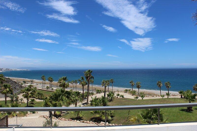 Primera linea en Playa Macenas, holiday rental in Playa Macenas