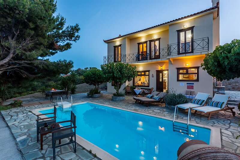 Villa Driades, casa vacanza a Città di Skopelos