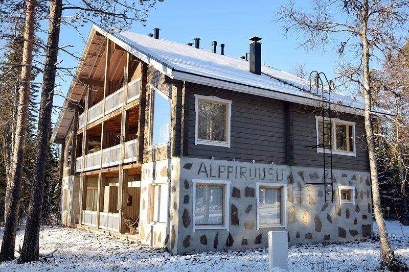 Levin Alppiruusu, vacation rental in Levi