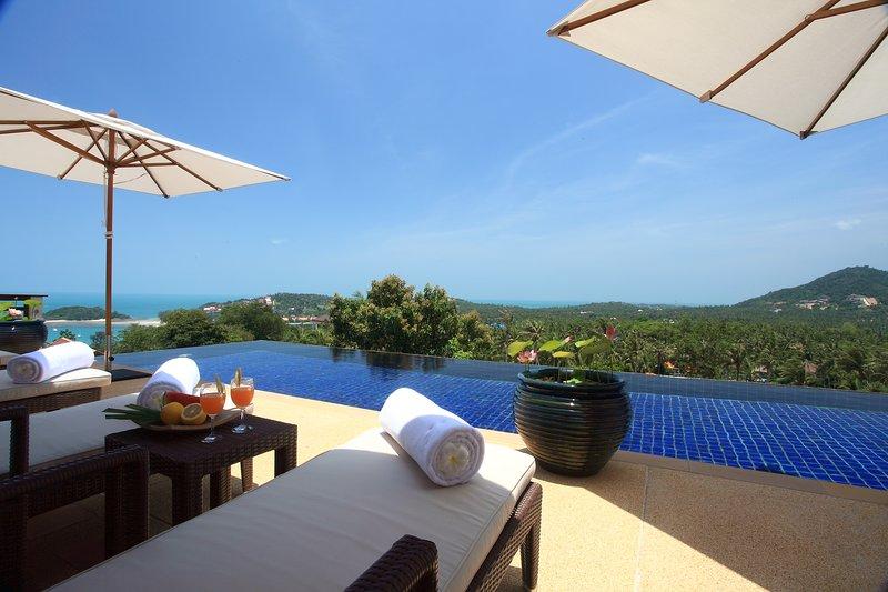 Alpha Villa, vacation rental in Choeng Mon