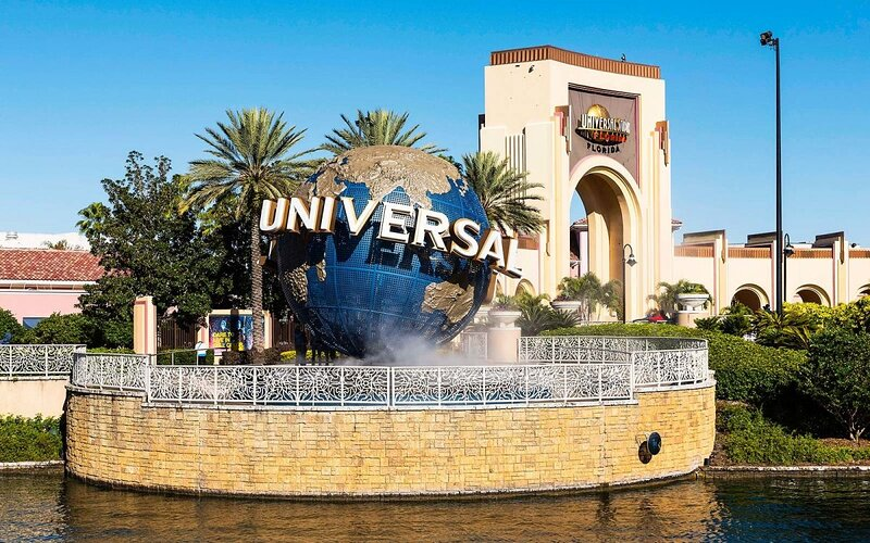 Welcome to Universal - visit one of 3 major parks - Universal Studios, Island of Adventure and Volcano Bay