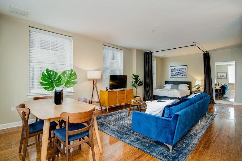 Visit Beale Street From A Spacious Loft Apartment!, location de vacances à Lake Cormorant