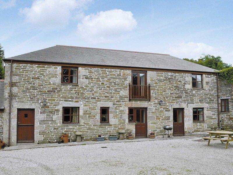 Oak Tree Barn, holiday rental in Colan