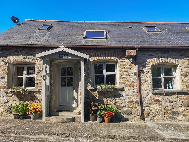 The Stables, Llanerchymedd, vacation rental in Llannerch-y-medd