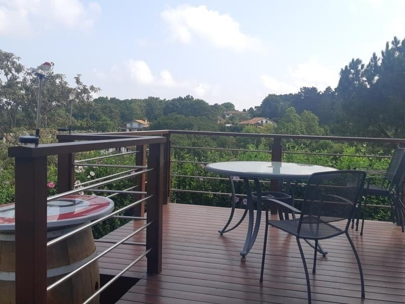 APPARTEMENT 4 PERSONNES, vacation rental in Urrugne