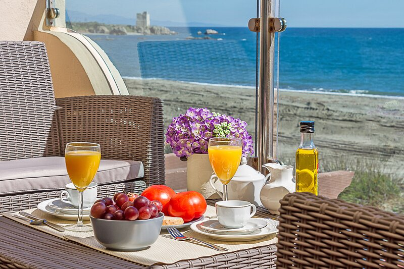 Dream on the beach, vacation rental in Casares del Sol