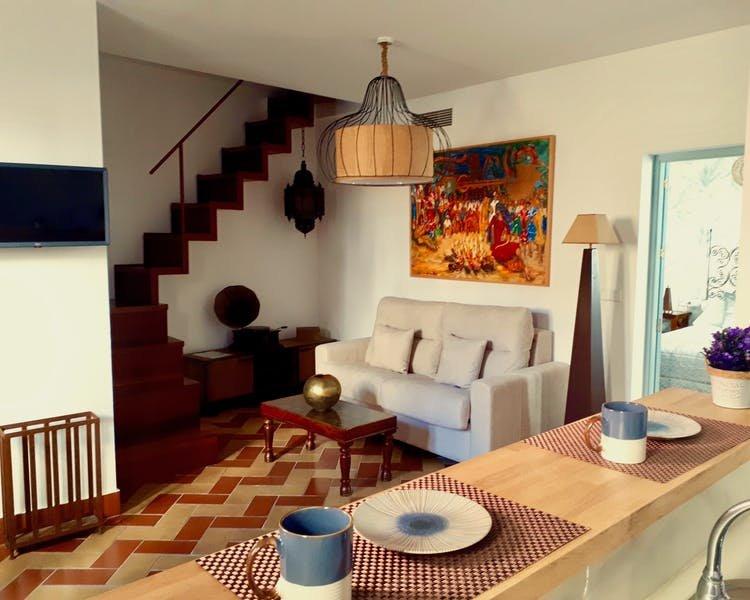 Apartamento con terraza privada en el centro de Sevilla, holiday rental in Torre de la Reina
