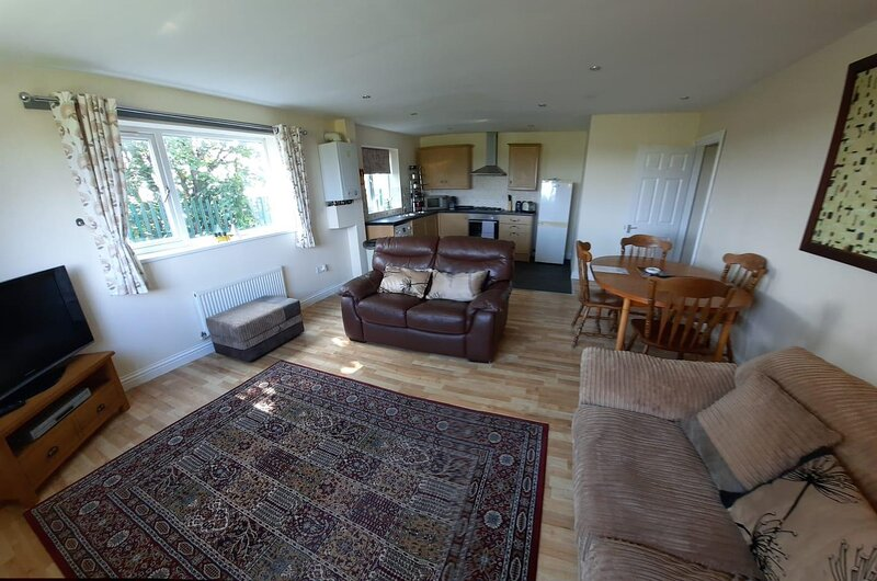 Ground Floor Apartment with Sea View - Flat 6, Denecroft, holiday rental in Bedlington