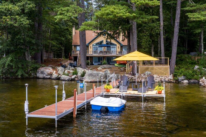 Mirror Lake - Waterfront - 339, vacation rental in Mirror Lake