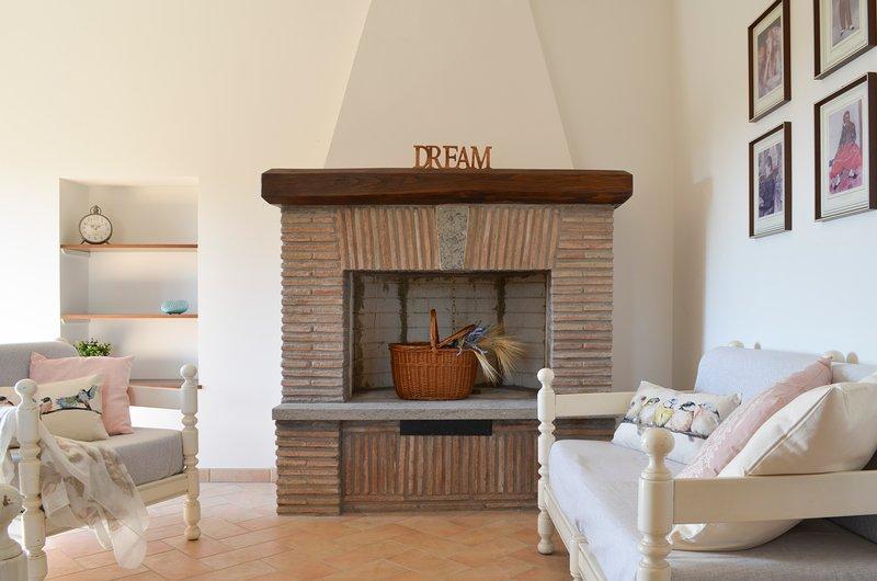Adorabile appartamento nel cuore della Tuscia, vakantiewoning in Cura di Vetralla