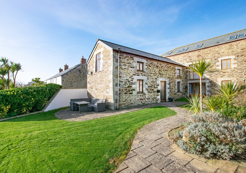 Traeth Barn, casa vacanza a St Eval