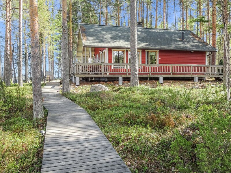 Sammonranta, holiday rental in North Karelia