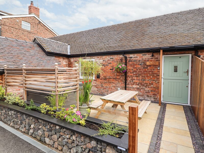 The Dairy, Chester, vakantiewoning in Ledsham