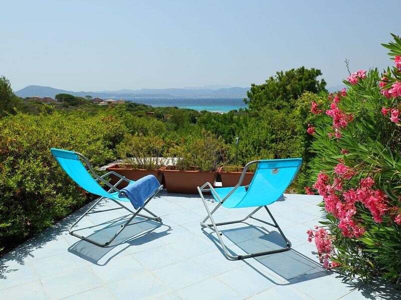 Vista Golfo 3, alquiler de vacaciones en Pittulongu