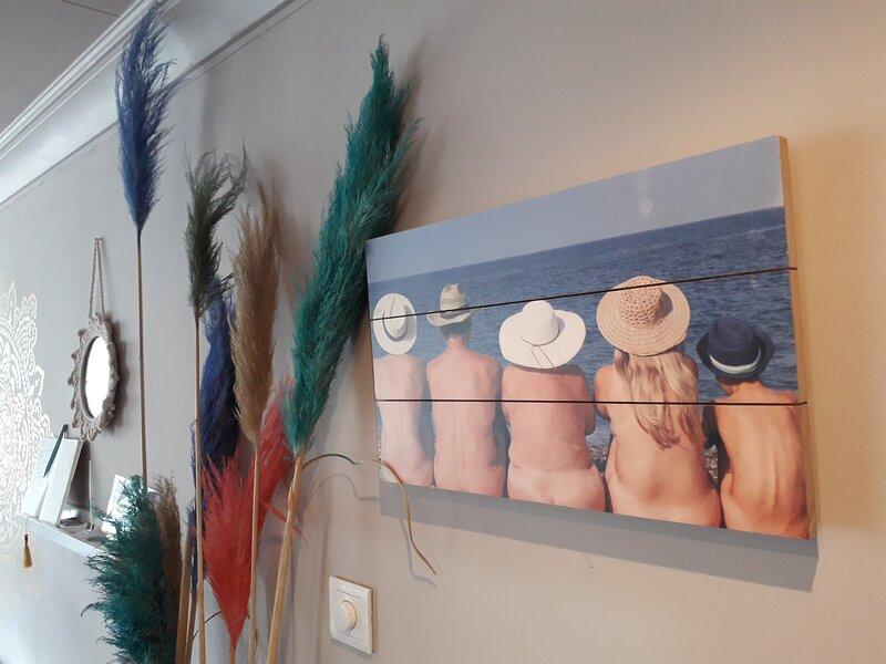Bed en Breakfast Ibiza Life Style voor naturisten/nudisten op vakantieresort – semesterbostad i Provinsen Flevoland