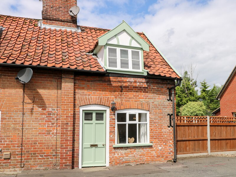 Bridge End Cottage, Mulbarton, holiday rental in Forncett