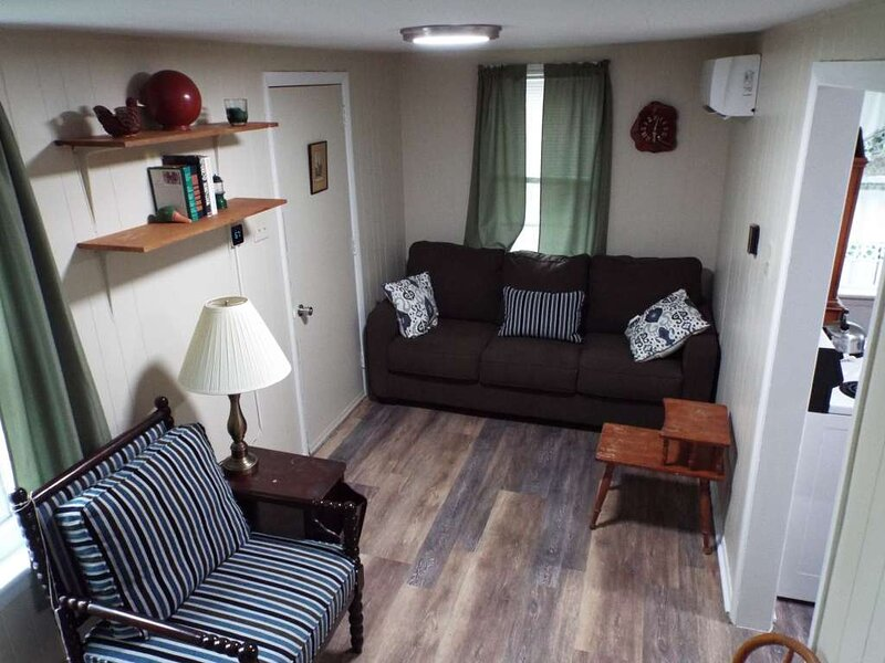 Sportsman Cottage, holiday rental in Mapleton Depot